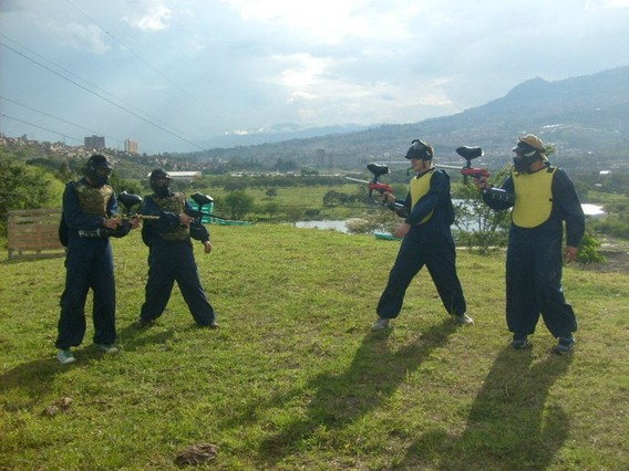 Paintball Bello En Bello Antioquia Colombia Gu 237 A Local